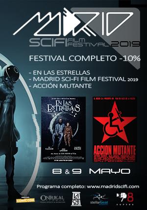 Bono Festival completo.  8 y 9 de Mayo. -10%